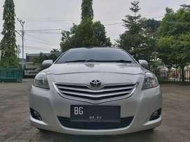 Toyota Vios 1.5 G MT 2012 Silver