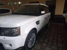 Range Rover sport 2011 hse