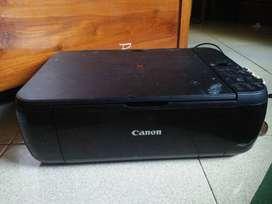 Printer Canon tipe MP287. Ada scananya
