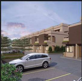 ~3 bhk affordable row house duplex bungalow AT LAMBHA