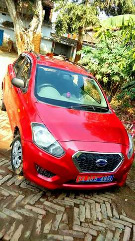 Datsun GO 2015 Petrol Well Maintained