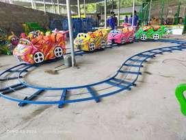 mini coaster rel panjang ND odong odong indoor dan outdoor
