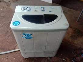Semi washing meching