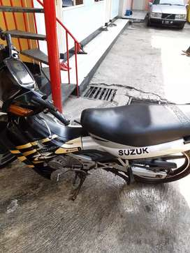 Satria RU 120 th. 2004 Murah!!!