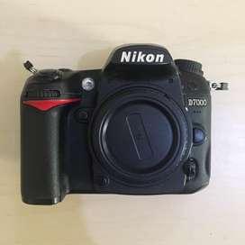 Kamera Nikon D7000 Full Set