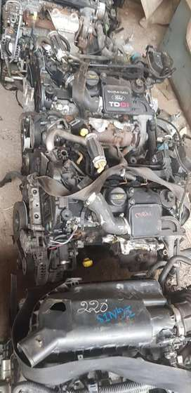 Ford Fiesta Engine Available