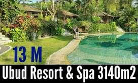 Dijual Hotel di Ubud Bali