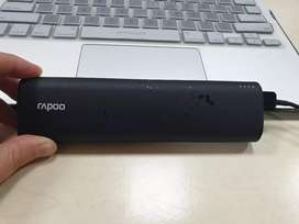 Powerbank Rapoo 10,400mah Second