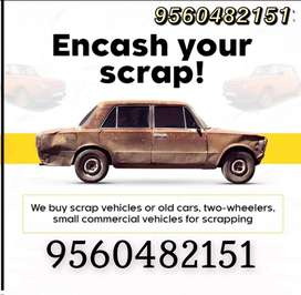 we Buy Old Scrap cars Nd accidental cars
