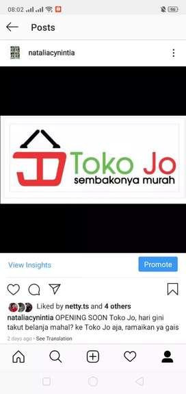 Kasir Toko Sembako