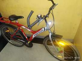Cycle 26 street racer