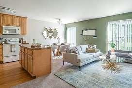 furnished home for sale @ashok nagar