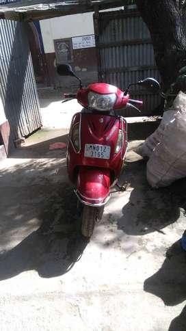 Access 125 (2012 old model)