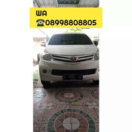 "AlL New Avanza ""2014 Original mulus istimewa Low Km"