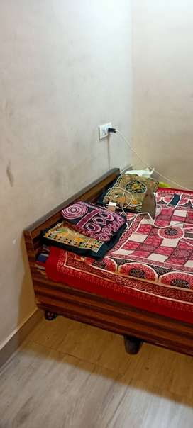 Well furnished room bathroom and 24hour water available near power hou