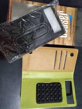 dompet hp jaspan wallet case standing (sinar kita)
