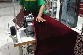 Jual karpet masjid import bulu terlembut pasang Sukabumi