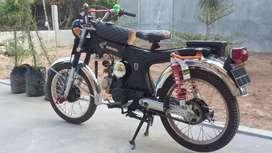 Honda kijang.mesin bebek