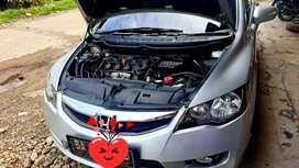 Civic fd 2011 mobil bersih jarang di pakai..