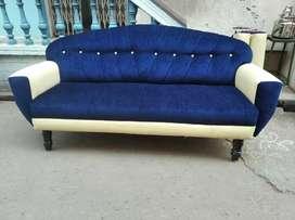New cushion sofa 3 seater