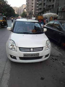 2011 Swift Dzire Sequential Cng