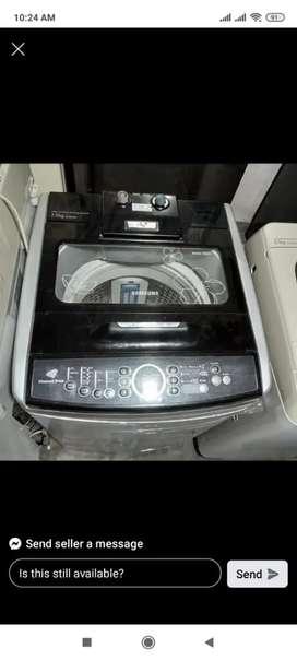 100% cashback washing machine aur fridge