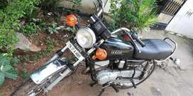 Yamaha rx 100 2owner fc pending