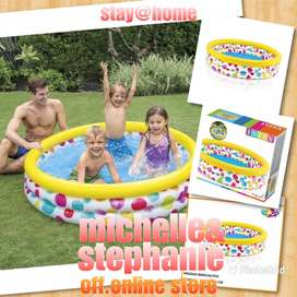 M&S OUTDOORFANI11 - 2020 Kolam Renang Anak Jumbo wild Geometry pool 16