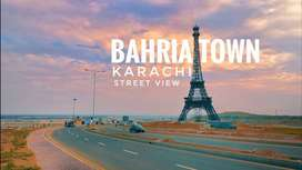 PRECINCT -4 500 sqyd Ready For Possession Plot In Bahria Town Karachi