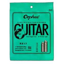 ORPHEE RX17 senar gitar elektrik 0.10