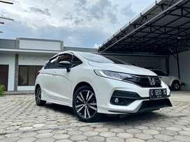 Honda All New Jazz RS Facelift Matic Thn 2019 ANTIKK!!