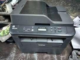 Brother DCP 2541DW (WI-FI) multifunction black & white laser printer