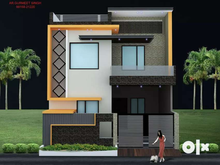 Affordable residential plots nd homes for sale in new urban estate 0