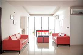 Newly constructed near gachibowli with one floor one flat concept