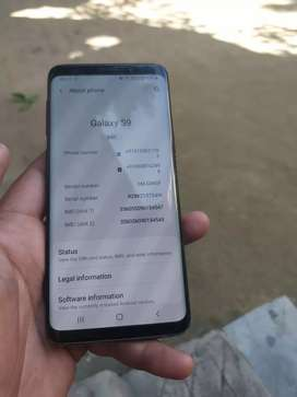Samsung Galaxy S9(Midnight Black)