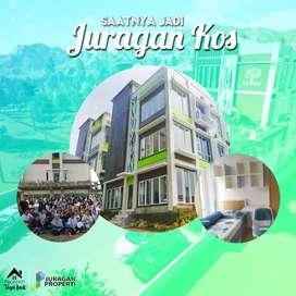 Dijual Usaha Apartemen Kos di UNTIRTA Skema Syariah Income 19-21 Jt/Th