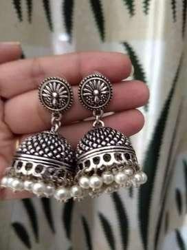 Big size ear rings