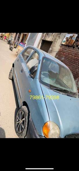 Hyundai Santro Xing 2003 Petrol Well Maintained