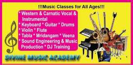 WANTED MUSIC TEACHERS FOR ONLINE CLASSES
