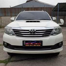 Toyota Fortuner G VNT 2.5 Diesel AT 2013