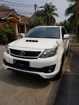 Toyota Fortuner G TRD Sportivo Diesel Automatic 2015