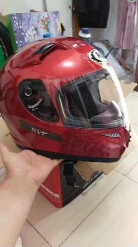 Helm Full face KYT, ORIGINAL