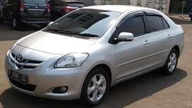 Toyota Vios G A/T 2007 Silver Super Istimewa