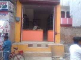 2 Side Open Freehold Shop with Land