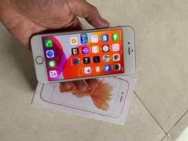 iPhone 6s 64Gb Rosegold Normal Lancar Semua
