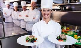 We Provide Best Hotel And Restaurants Chefs and Cook, All Maharashtra*