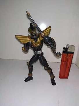 Action Figure Kamen Rider Odin Rare Jadul Murah