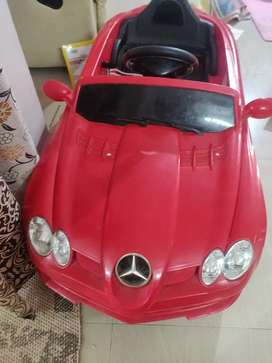 Remote kids car bought from dubai