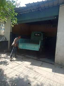 Car wash shop