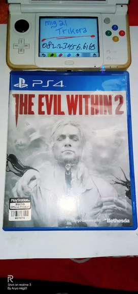 Evil Within 2 region 3